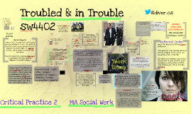Troubled & in Trouble