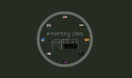 Presenting Class