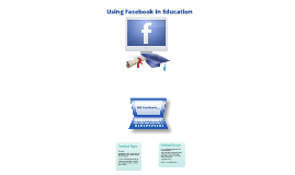 Using Facebook in Education