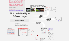 THF 58 - Football Coaching and Performance analysis