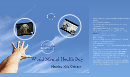 Copy of World Mental Health Day Assembly