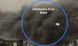 Copy of Oklahoma Dust Bowl