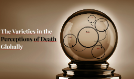The Varieties in the Perceptions of Death Globally