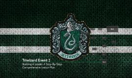 Triwizard Event 2