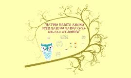 RESEARCH METHODOLOGY: EATING HABITS AMONG UiTM KAMPUS BANDARAYA MELAKA STUDENTS