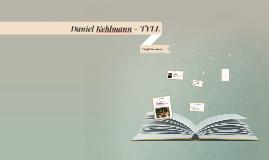 Kopie von Daniel Kehlmann - TYLL