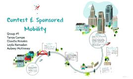Contest & Sponsored Mobility