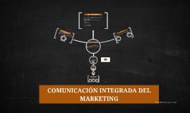 COMUNICACIONES INTEGRADAS DEL MARKETING