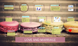 LOVE AND MARIAGE