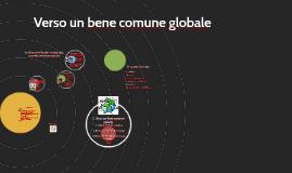 Verso un bene comune globale