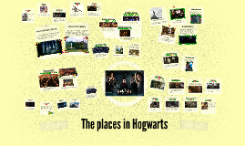 The places in Hogwarts