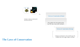2. Conservation of Mass & Energy