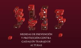 Copia de MEDIDAS DE PREVENCIÓN Y PROTECCIÓN