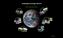 Student Exchanges 2013-14