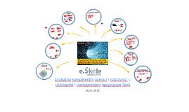 e-Škole 20.05.2015. Povjerenstvo za međusobnu koordinaciju rada