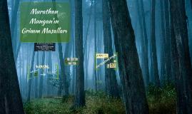 Murathan Mungan'ın Grimm Masalları