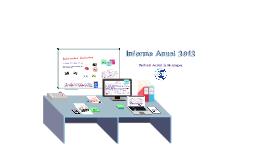 Informe Anual PJN 2012