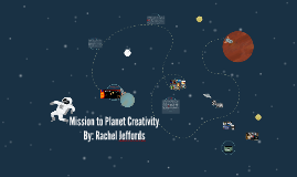 Mission to Planet Creativity