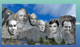 1950s Mount Rushmore Project