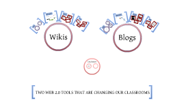 Two Web 2.0 Tools that are Changing Our Classroom