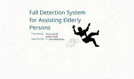Copy of Fall detection system