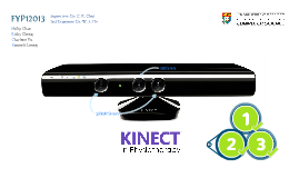 [18May] FYP12013 Kinect in Physiotherapy