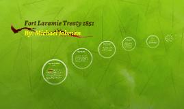 Fort Laramie Treaty 1851