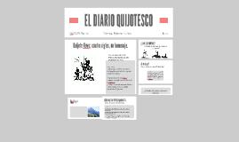 EL DIARIO QUIJOTESCO