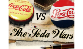 Copy of Coca-Cola VS. Pepsi