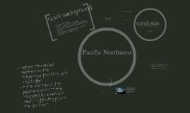 Regional Menu: Pacific Northwest