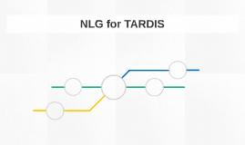 NLG for TARDIS