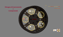 Disegno di Carrozzeria e  Componenti