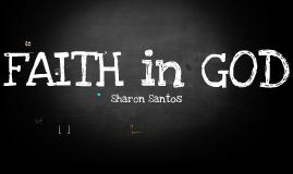 Copy of Copy of Faith in GOD - HLT Talk14