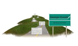 George Orwell English Presentation