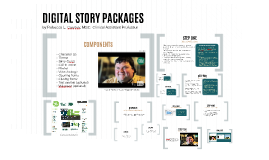 DIGITAL STORY PACKAGES