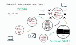 Montando Servidor de E-mail Local