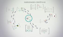 Copy of HABILIDADES CIENTÍFICAS EN PREESCOLAR