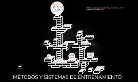 METODOS Y SISTEMAS DE ENTRENAMIENTO