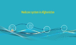 health care in afganistan