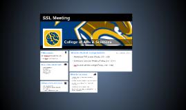 SSL Meeting