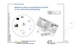 3. Jahrestagung der Deutschen Gesellschaft für Hirnstimulation 2012 - Modulating Emotions