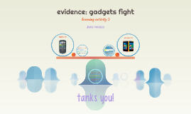 GADGETS FIGHT