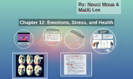 Emotions, Stress, and motivation