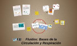 Fluídos: Bases de la Circulación y Respiración
