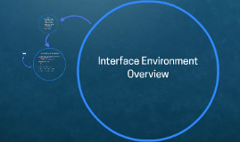 Interface Environment Overview