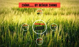 China..... By beihua zhang