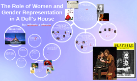 Copy of The Role of Woman and Gender Representation in A Doll's House