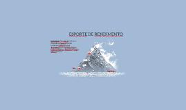Copy of ESPORTE DE RENDIMENTO