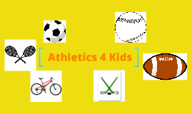 Athletics 4 Kids