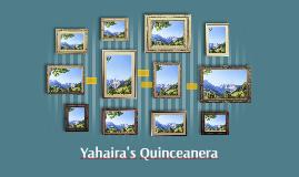 Yahaira's Quinceanera